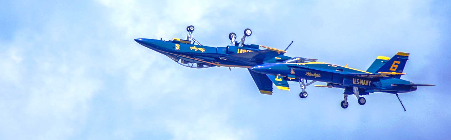 Home of the Blue Angels